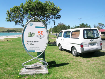 Budget Campervan Hire New Zealand