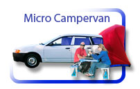 Micro Campervan Hire New Zealand